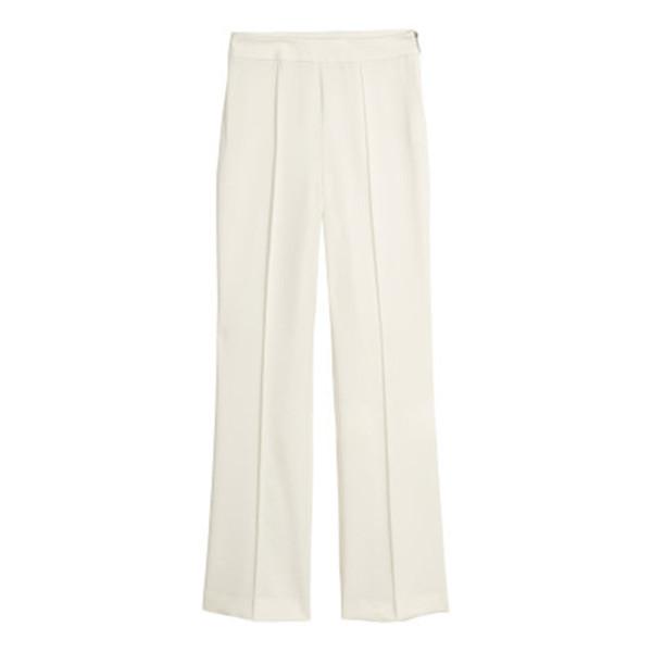 H m flared pants