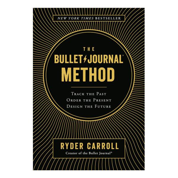 Ryder carroll the bullet journal method