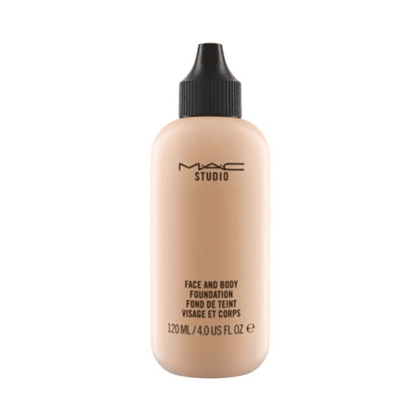 Mac cosmetics face and body foundation in c1
