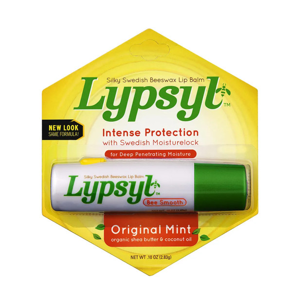 Lypsyl lypmoisturizer lip balm original mint
