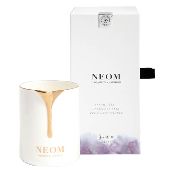 Neom organics tranquillity intensive skin treatment candle
