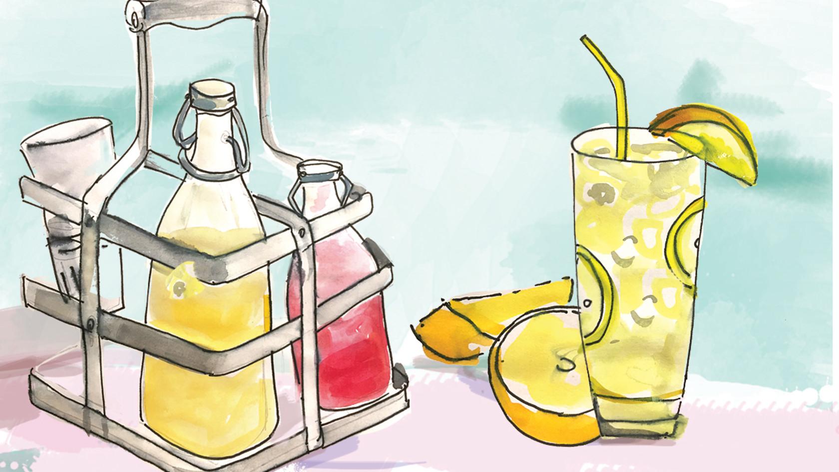 Ginger lemonade 1200x675