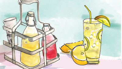 Ginger lemonade 1200x675
