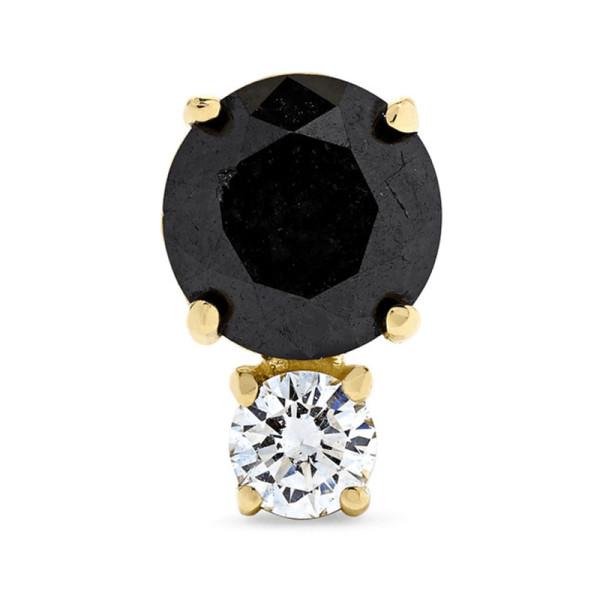 Jemma wynne 18k gold diamond earring