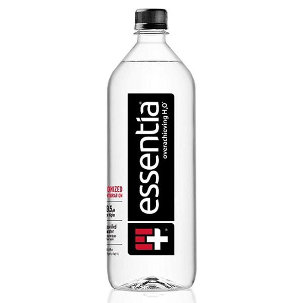 Essentia water ionized alkaline bottled water