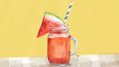 Watermelon drink  1200x675