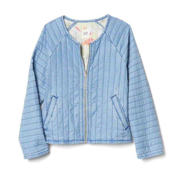 Tencel    lyocell quilted jacket