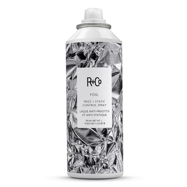 R co foil frizz and static control spray