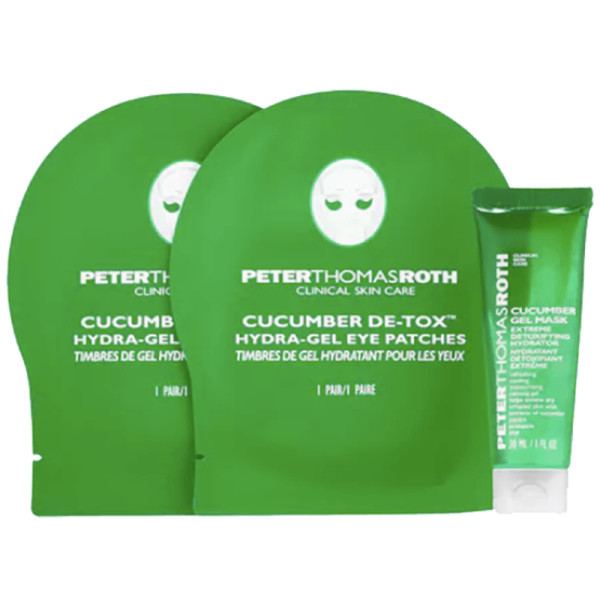 Peter thomas roth cucumber hangover cure