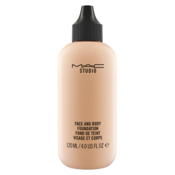 Mac makeup studio face   body foundation