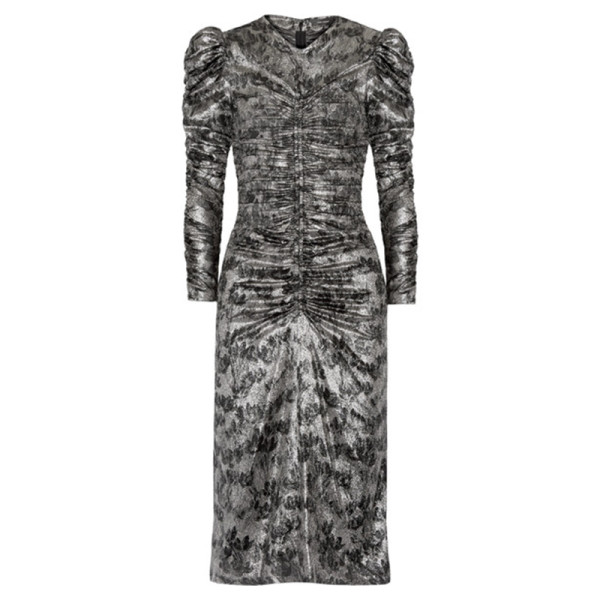 Isabel marant damia dress