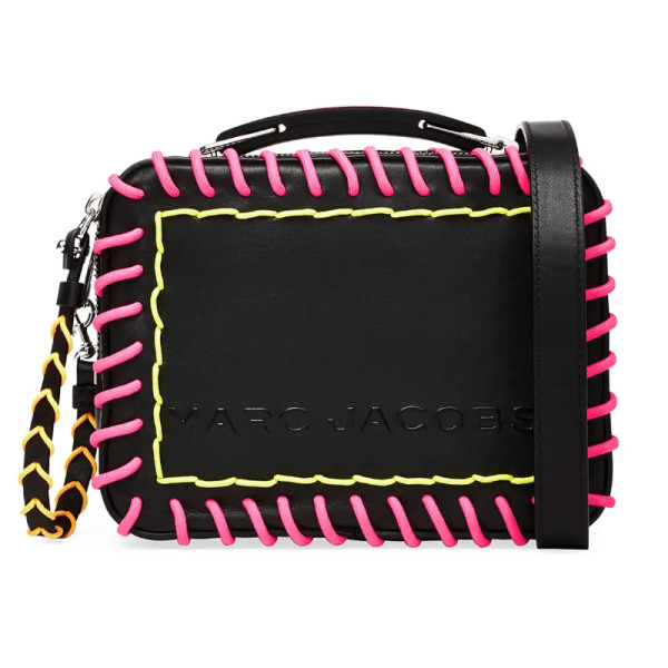 Marc jacobs the whipstitch mini box bag
