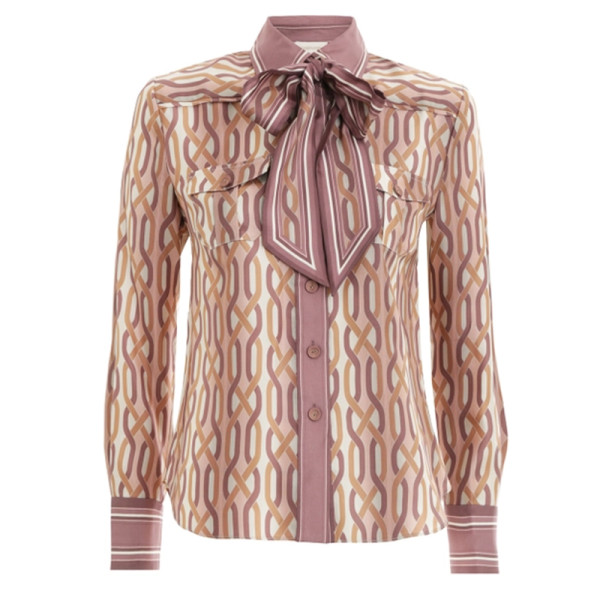 Zimmermann super eight tie shirt
