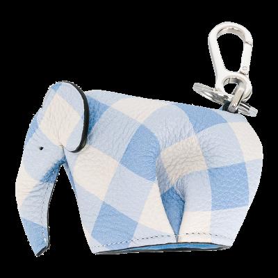 Loewe elephant bag charm