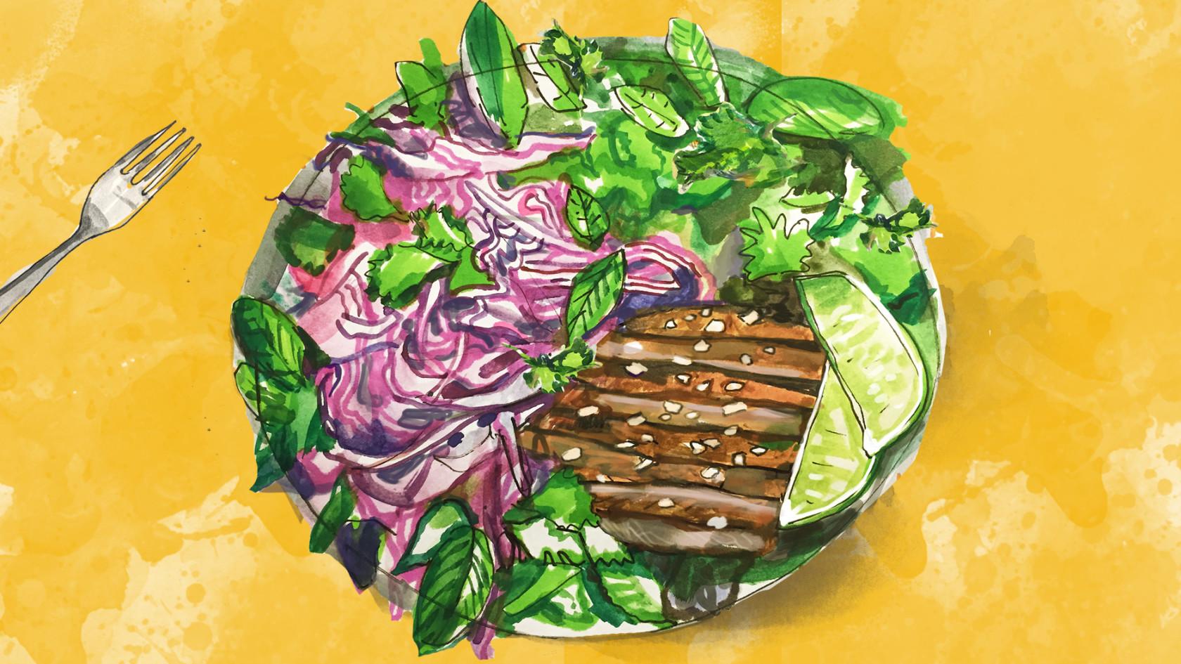 Steak salad  1200x675