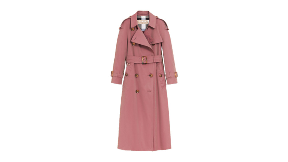 Burberry - Tropical Gabardine Trench Coat   Story + Rain e03db1eac67