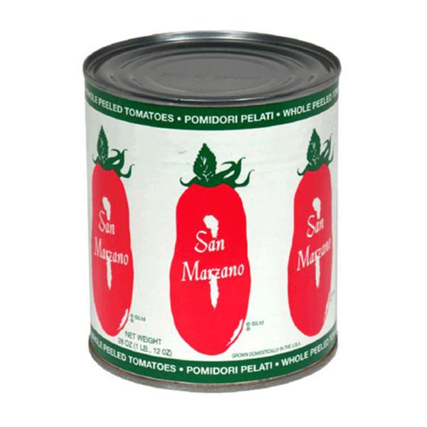 San marzano whole peeled tomatoes