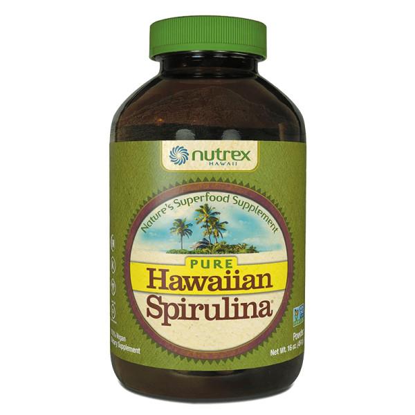 Nutrex pure hawaiian spirulina powder