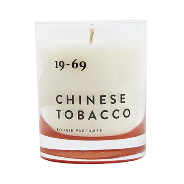 19 69 chinese tobacco scented candle