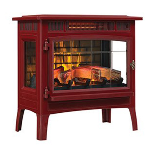 Duraflame 3d infrared electric fireplace stove