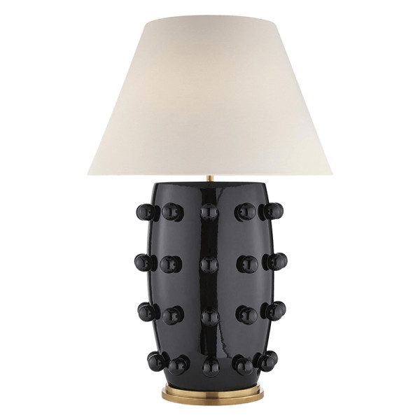 Kelly wearstler linden 33 inch high table lamp