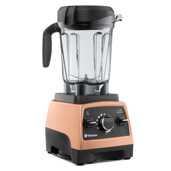 Vitamix 750 heritage blender in copper