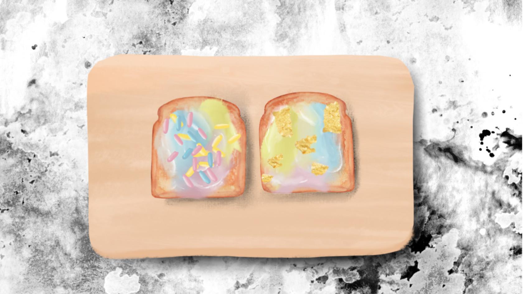 Unicorn toast 1200x675