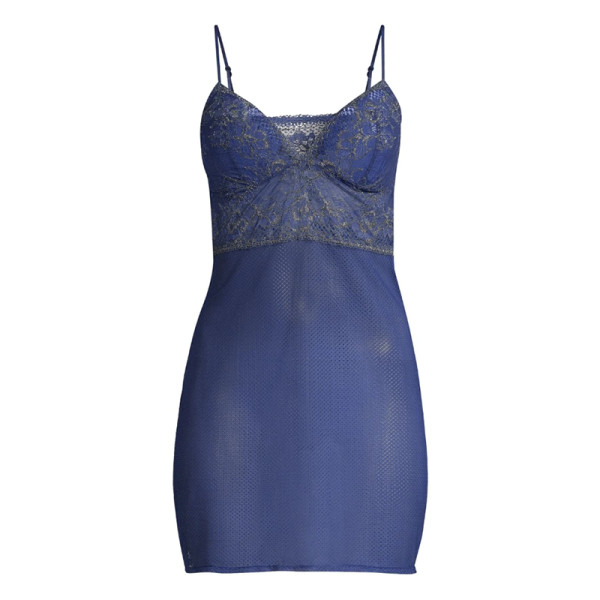 Warcoal lace to love chemise