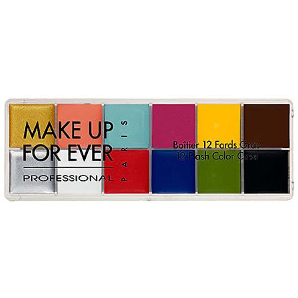 Make up forever color palette