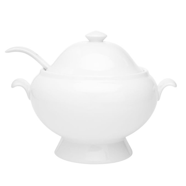 Pottery barn great white soup tureen