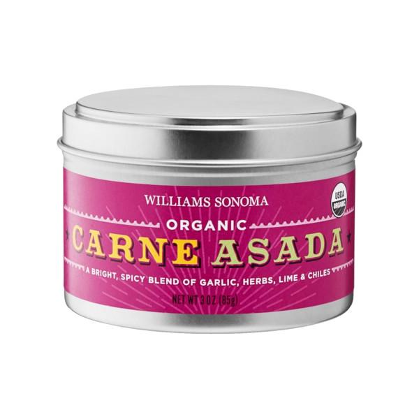 Carne asada organic rub