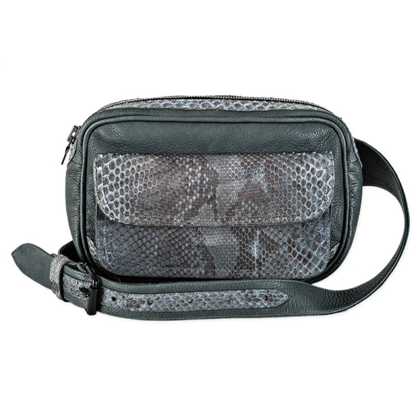 Jacquie aiche sweet leaf fanny pack