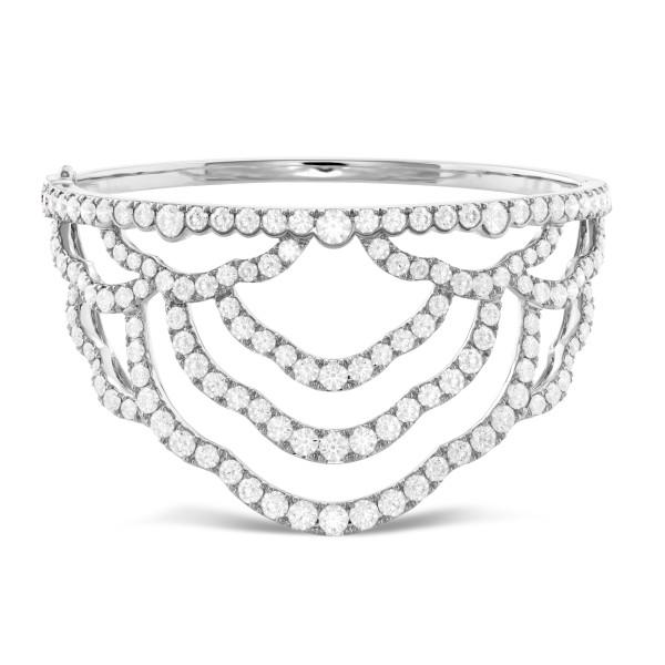Lorelei chandelier diamond cuff