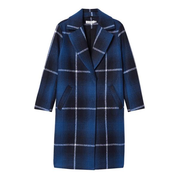 H m felted coat