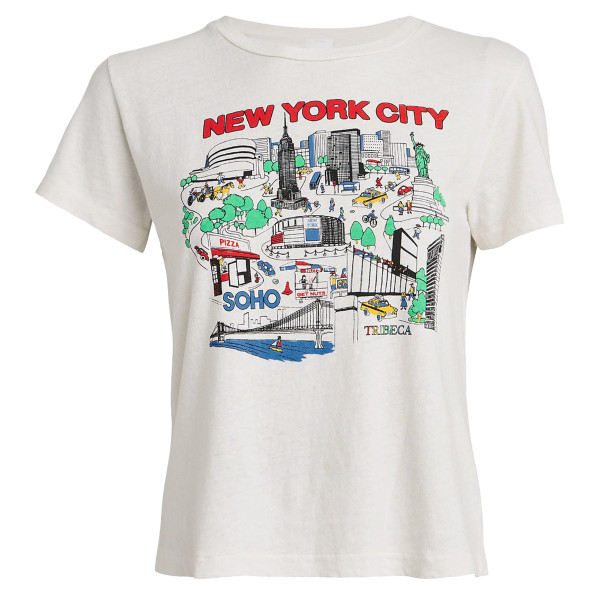 Re done nyc classic t shirt