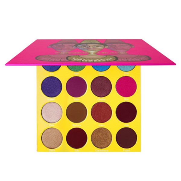 Juvia   s place the masquerade palette