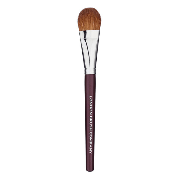London brush company classic 11 queen foundation brush
