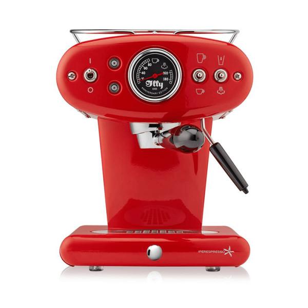 Illy caffe x1 iperespresso anniversary 1935 machine