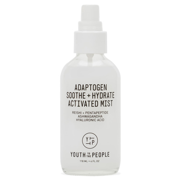 Youth to the people adaptogen soothe   hydrate activated mist with reishi   ashwagandha