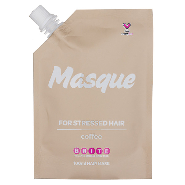 Brite organix  masque for stressed hair