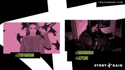 Podcast Pre Party   Sarah Bahbah