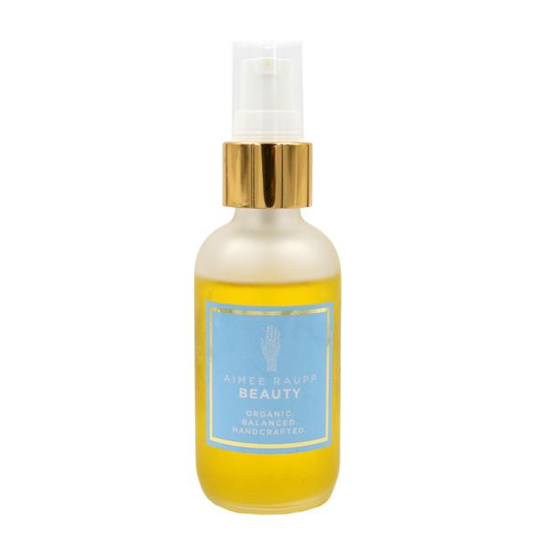 Aimee raupp organic nourishing facial oil