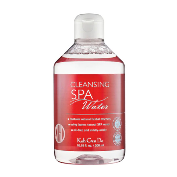 Koh gen do cleansing spa water makeup remover