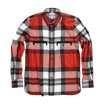 Plaid square png