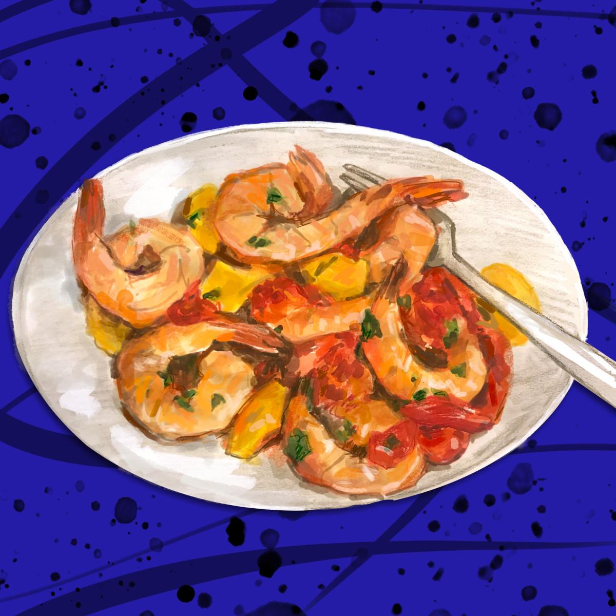 Shrimp  800x800