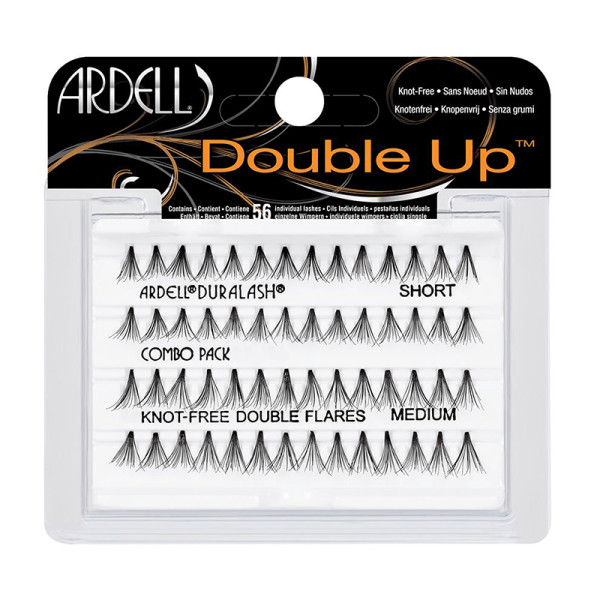 Ardell professional individual double up lashes