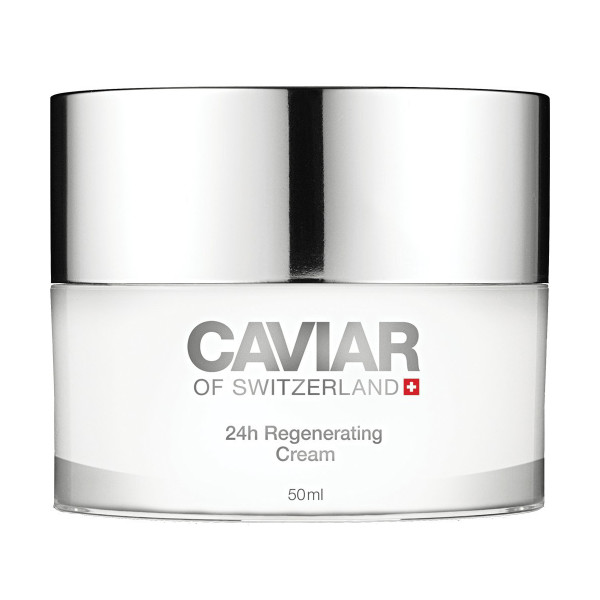 Caviar of switzerland 24h regeneration face cream