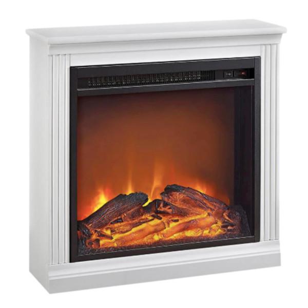 Room   joy monterrey electric fireplace