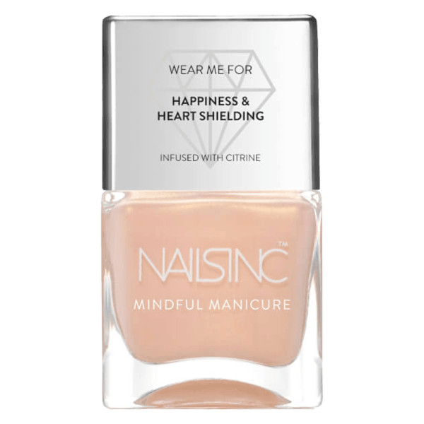Nails inc.the mindful manicure future s bright nail polish