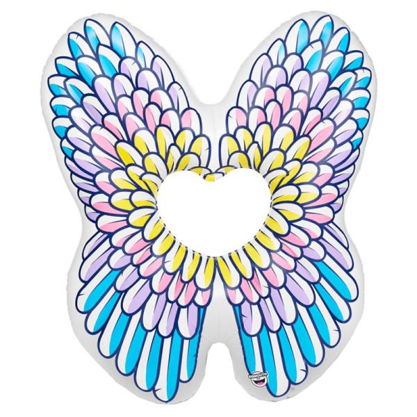 Bigmouth inc. angel wings pool float